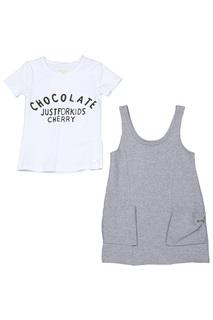 Комплект: футболка, туника De Salitto