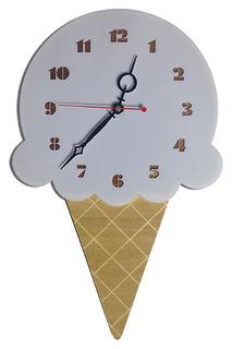 """Часы """"Мороженое"""" W-ERA"""