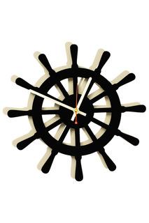 """Часы """"Штурвал"""" W-ERA"""