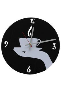 """Часы """"Кружка с чаем"""" W-ERA"""