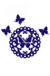 """Часы """"Тропические Бабочки"""" W-ERA"""