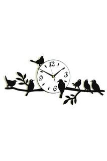 """Часы """"Птицы на ветвях"""" W-ERA"""