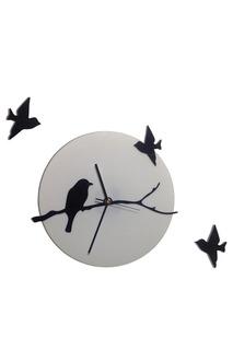 """Часы """"Птичья ветка"""" W-ERA"""