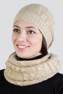 Комплект: снуд и шапка Sabellino