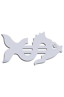 """Зеркало """"Золотая рыбка"""" W-ERA"""