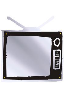 "Зеркало ""Телевизор"" W-ERA"