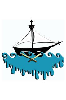 """Часы """"Кораблик из Генуи"""" W-ERA"""