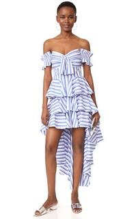 Платье-бюстье Artemis Caroline Constas