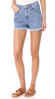 Обрезанные шорты Halsy M.I.H Jeans