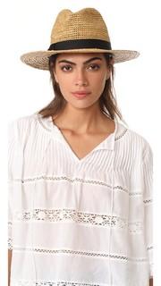 Связанная крючком, заплетенная колосом шляпа Rancher Hat Attack