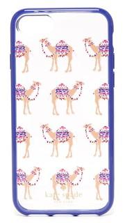 Чехол March для iPhone 7 с изображением верблюда Kate Spade New York