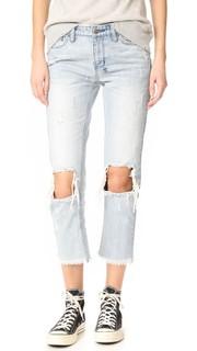 Узкие прямые джинсы N Ksubi