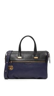 Стандартная объемная сумка среднего размера с короткими ручками East / West Marc Jacobs