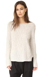 Кашемировый свитер Mara Nili Lotan