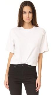 Укороченная футболка Tokyo Cotton Citizen