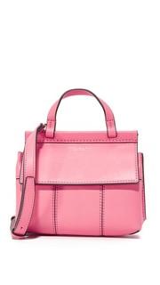 Миниатюрная сумка-портфель Block T Tory Burch