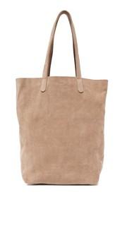 Базовая объемная сумка с короткими ручками Baggu