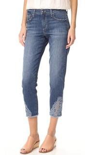 Укороченные прямые джинсы Smith Joes Jeans