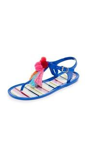 Резиновые сандалии Yellowstone Kate Spade New York