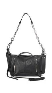 Миниатюрная сумка-хобо McQ Alexander Mc Queen