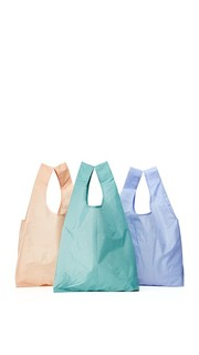 Набор из трех сумок Standard Baggu