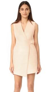 Платье без рукавов с V-образным вырезом Carven