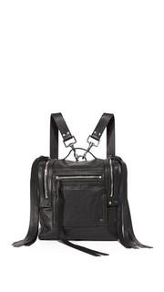 Миниатюрный рюкзак-трансформер Box McQ Alexander Mc Queen