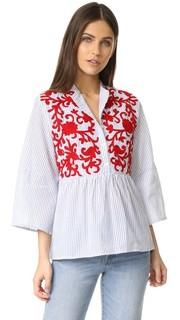 Блуза в полоску Sarah Piper
