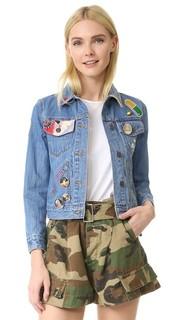 Пиджак из денима Marc Jacobs