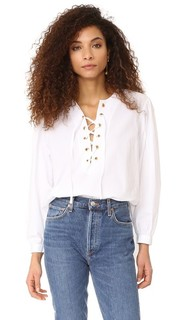 Блуза Kasu со шнуровкой MES Demoiselles
