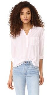 Рубашка с пуговицами Elle Rails