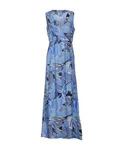 Длинное платье Miki Thumb