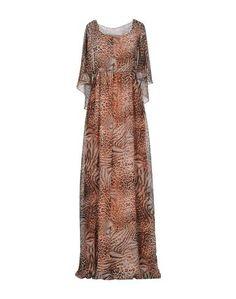 Длинное платье LES Cocktails DE LIU •JO