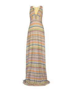 Длинное платье TOY G.