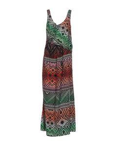 Длинное платье MET & Friends