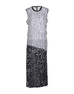 Длинное платье Helmut Lang