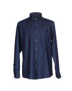 Джинсовая рубашка Ascot Sport
