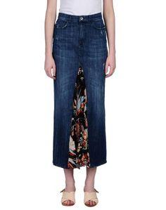 Джинсовая юбка Kartika