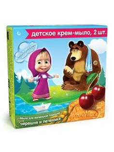 Мыло косметическое Маша и медведь