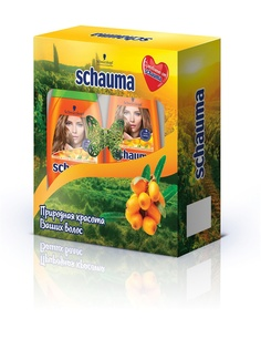 Косметические наборы для ухода Schauma