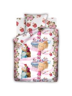 Постельное белье Маша и медведь