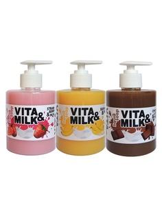 Жидкое мыло VITA-MILK