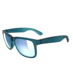 Солнцезащ. Очки Walking 400 Для Спорт. Ходьбы, Кат. 3 - Голубые И Зелёные Orao