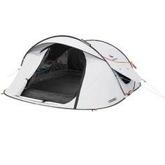 3-местная Походная Палатка 2 Seconds Fresh&black Quechua