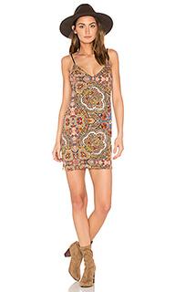 Платье-комбинация leanne - Cleobella