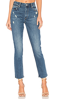Logan high-rise tapered jean - Lovers + Friends