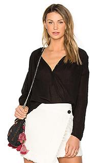 Блуза со сборками - Raquel Allegra