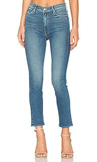 Узкие джинсы daily dose - MOTHER