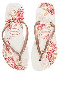 Slim organic sandal - Havaianas