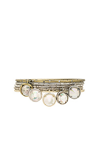 Brianna charm bangle set - Kendra Scott